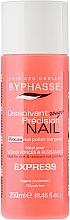 Parfémy, Parfumerie, kosmetika Prostředek pro odstraňování laku - Byphasse Nail Polish Remover Express