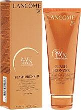Parfémy, Parfumerie, kosmetika Samoopalovač na tělo - Lancome Flash Bronzer Body Gel
