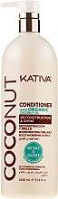 Parfémy, Parfumerie, kosmetika Kondicionér na vlasy - Kativa Coconut Conditioner