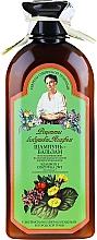 Parfémy, Parfumerie, kosmetika Šampon a balzám na regenerace vlasů - Recepty babičky Agafyy