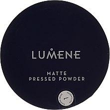 Parfémy, Parfumerie, kosmetika Kompaktní matující pudr - Lumene Matte Pressed Powder