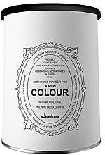 Parfémy, Parfumerie, kosmetika Zesvětlující pudr - Davines A New Colour Bleaching Powder