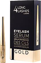 Parfémy, Parfumerie, kosmetika Sérum pro růst řas - Long4lashes EyeLash Gold Serum