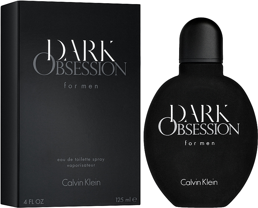 Calvin Klein Dark Obsession - Toaletní voda — foto N2