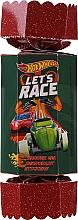 Parfémy, Parfumerie, kosmetika Sada - Uroda HotWheels Let's Race Set (sh/gel/100ml + deo/100ml + stickers)