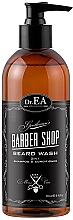 Parfémy, Parfumerie, kosmetika Šampon a kondicionér 2v1 na vousy - Dr. EA Barber Shop Beard Wash 2 in1 Shampoo & Conditioner