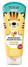 Parfémy, Parfumerie, kosmetika Tělový balzám s mango a bambuckým máslem - Venus XOXO Repair Body Balm Mango