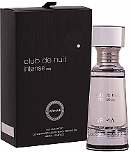 Parfémy, Parfumerie, kosmetika Armaf Club De Nuit Intense Man - Olejový parfém