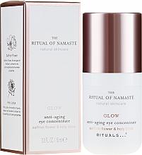Parfémy, Parfumerie, kosmetika Anti-age krém pro pleť kolem oči - Rituals The Ritual Of Namaste Anti-Aging Eye Concentrate