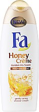 Parfémy, Parfumerie, kosmetika Sprchový krém - Fa Honey Golden Iris Scent Shower Cream