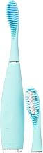 Parfémy, Parfumerie, kosmetika Elektrický zubní kartáček s doplňkovým nástavcem - Foreo Issa 2 Sensitive Set Mint