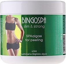 Parfémy, Parfumerie, kosmetika Peeling na hubnutí s řasami - BingoSpa