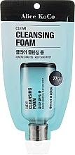 Parfémy, Parfumerie, kosmetika Pěna na čištění obličeje - Alice Koco Clear Cleansing Foam