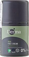 Parfémy, Parfumerie, kosmetika Krém na obličej pro muže - Derma Man Face Cream