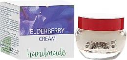 Parfémy, Parfumerie, kosmetika Krém na obličej s bezinky - Hristina Cosmetics Handmade Elderberry Cream