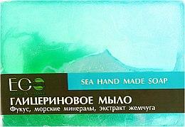 Parfémy, Parfumerie, kosmetika Glycerinové mýdlo s mořskými minerály - ECO Laboratorie Sea Hand Made Soap
