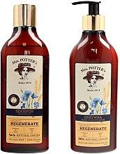 Parfémy, Parfumerie, kosmetika Sada - Mrs. Potter's Triple Grain (shm/390ml + cond/390ml)