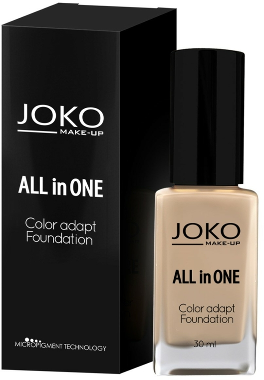 Make-up - Joko All In One Foundation — foto N1
