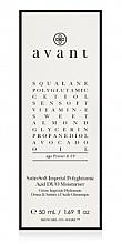 Parfémy, Parfumerie, kosmetika Hydratační pleťový krém - Avant Satin-Soft Imperial Polyglutamic Acid DUO Moisturiser