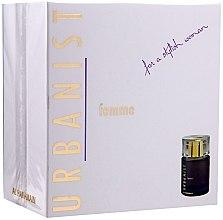 Parfémy, Parfumerie, kosmetika Al Haramain Urbanist Femme - Parfémovaná voda