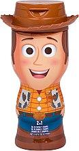 Parfémy, Parfumerie, kosmetika Sprchový gel - Disney Toy Story 4 Woody Shower Gel