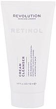Parfémy, Parfumerie, kosmetika Čisticí krém na obličej - Revolution Skincare Retinol Cleansing Cream