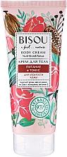 Parfémy, Parfumerie, kosmetika Tělový krém Výživa a tonus - Bisou Rose&Cacao Body Cream