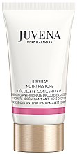 Parfémy, Parfumerie, kosmetika Výživný omlazovací koncentrát na krk a dekolt - Juvena Juvelia Nutri Restore Decollete Concentrate