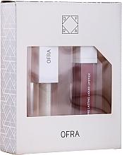 Parfémy, Parfumerie, kosmetika Sada - Ofra By Samantta March Lip Duo (lipgloss/1.8ml + lipstick/3.5ml)