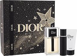 Parfémy, Parfumerie, kosmetika Dior Xmas New Dior Homme Jewel Box - Sada (edt/100ml + edt/10ml +sh/gel/50ml)