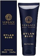 Parfémy, Parfumerie, kosmetika Versace Pour Homme Dylan Blue - Balzám po holení