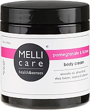 Parfémy, Parfumerie, kosmetika Krém na tělo - Melli Care Pomegranate&Lichee Body Cream