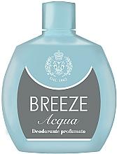 Parfémy, Parfumerie, kosmetika Breeze Acqua - Parfémovaný deodorant
