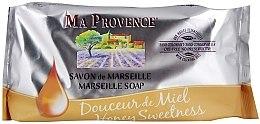 Parfémy, Parfumerie, kosmetika Marseillské mýdlo Sladký med - Ma Provence Marseille Soap