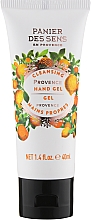 Parfémy, Parfumerie, kosmetika Antibakteriální gel na ruce Provence - Panier des Sens Provence Cleansing Hand Gel