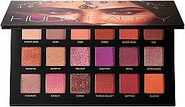 Parfémy, Parfumerie, kosmetika Paletka očních stínů - Huda Beauty Desert Dusk Eyeshadow Palette