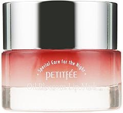 Parfémy, Parfumerie, kosmetika Noční maska na rty s kaméliovým olejem a vitamínem E - Petitfee&Koelf Oil Blossom Lip Mask