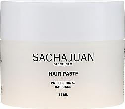Parfémy, Parfumerie, kosmetika Matující pasta na vlasy - Sachajuan Stockholm Hair Paste