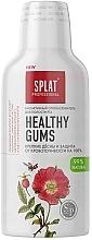 """Parfémy, Parfumerie, kosmetika Antibakteriální ústní voda """"Zdraví dásní a ochrana proti krvácení"""" - SPLAT Healthy Gums"""