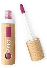 Parfémy, Parfumerie, kosmetika Tekutá matná rtěnka - Zao Lip Ink