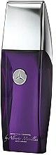 Parfémy, Parfumerie, kosmetika Mercedes-Benz Vip Club Addictive Oriental - Toaletní voda