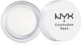 Parfémy, Parfumerie, kosmetika Báze pod oční stíny - NYX Professional Makeup Eyeshadow Base