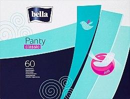 Parfémy, Parfumerie, kosmetika Vložky Panty Classic, 60 ks. - Bella