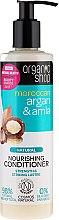 Parfémy, Parfumerie, kosmetika Balzám na vlasy - Organic Shop Argan & Amla Nourishing Conditioner