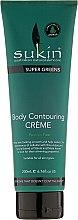 Parfémy, Parfumerie, kosmetika Tělový krém - Sukin Super Greens Body Contouring Creme