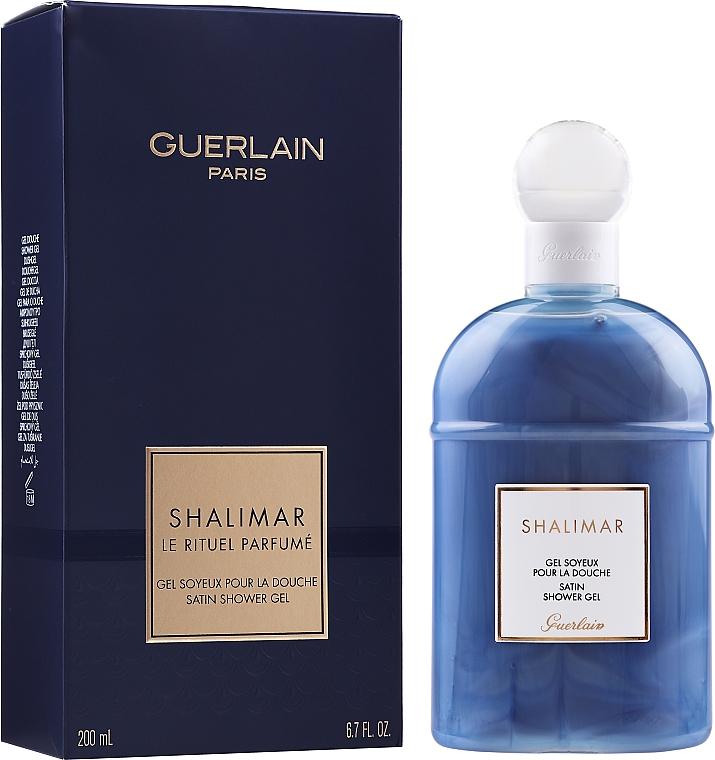 Guerlain Shalimar - Sprchový gel — foto N2