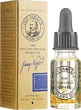 Parfémy, Parfumerie, kosmetika Olej na bradu - Captain Fawcett The Million Dollar Beard Oil by Jimmy Niggles