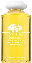 Parfémy, Parfumerie, kosmetika Energizující čistící pleťový olej - Origins Clean Energy Gentle Cleansing Oil