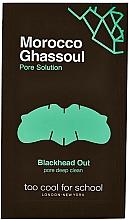 Parfémy, Parfumerie, kosmetika Čisticí pásky na nos - Too Cool For School Morocco Ghassoul Blackhead Out