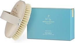Parfémy, Parfumerie, kosmetika Tělový kartáč - Aromatherapy Associates Revive Body Brush